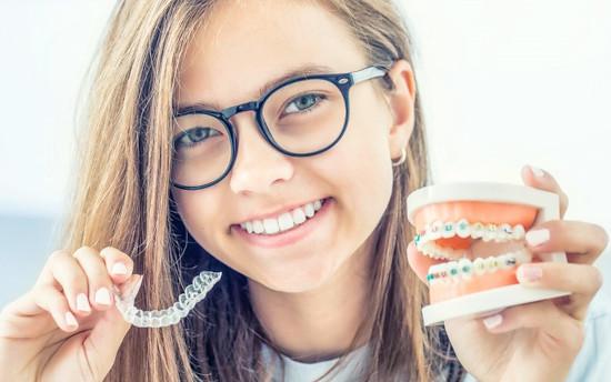 Ortodonzia bambini e ragazzi